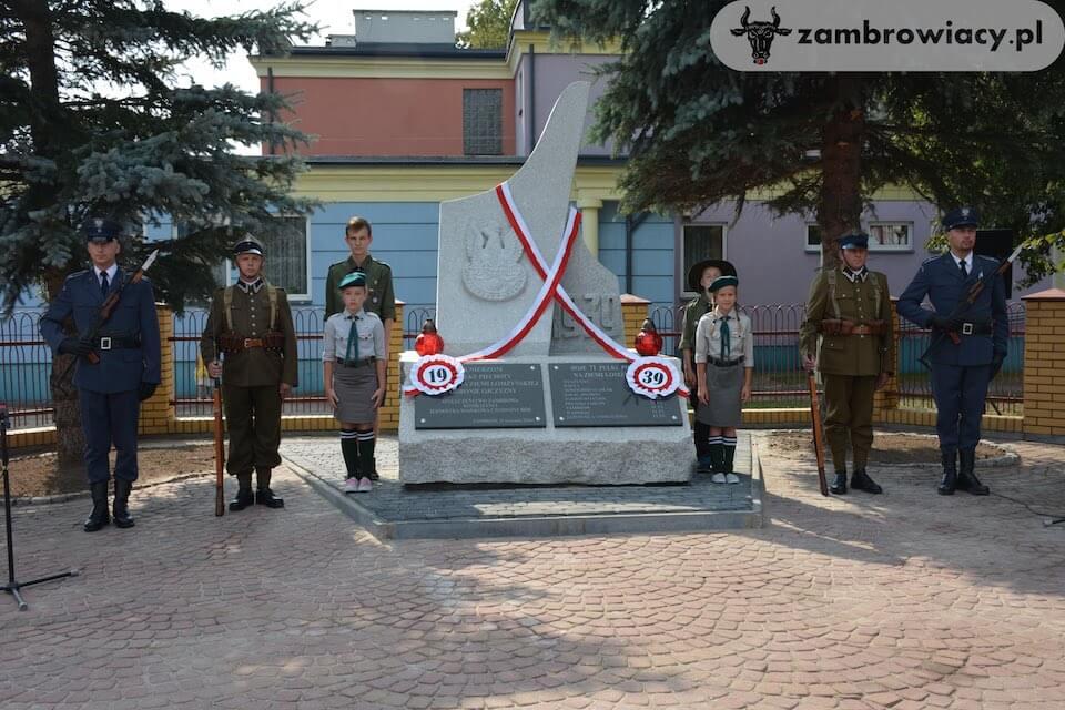 Obchody 77. rocznicy Bitwy o Zambrów