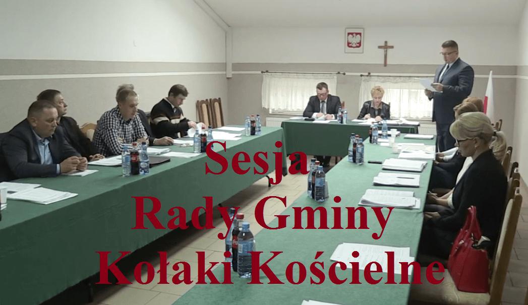Wideo z XXIV sesji Rady Gminy Kołaki Kościelne [www.zambrow.org]
